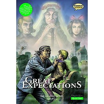 Great Expectations - Quick Text (British English ed) by Charles Dicken