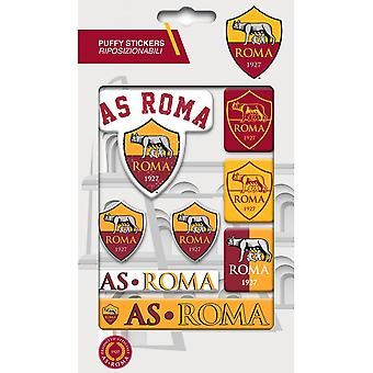 AS Roma kupla tarra Set