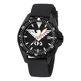 KHS MissionTimer 3 mens watch watches Eagle one KHS. MTHS. SB