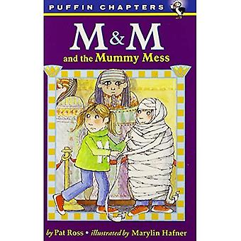M&M and the Mummy Mess (Puffin Chapters)