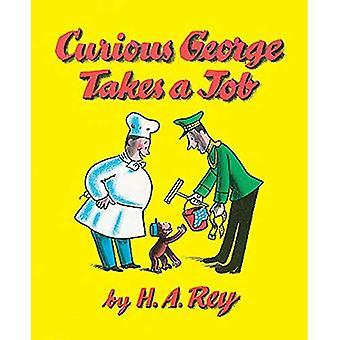 Curious George podejmuje pracę (Curious George) (Curious George (dokument))