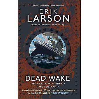 Döda vakna: Senaste passage av Lusitania