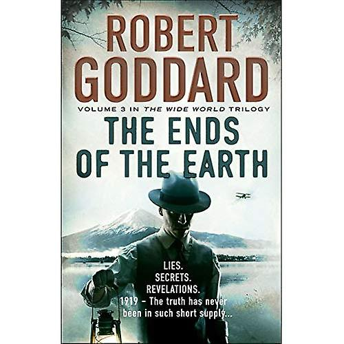 The Ends of the Earth: (The Wide World - James Maxted 3)