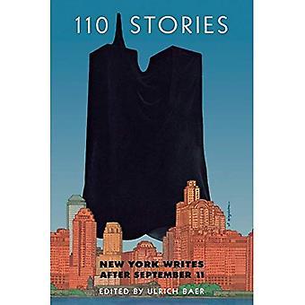 110 Stories: New York schreibt nach dem 11. September