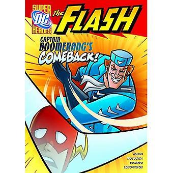 Der Blitz: Captain Boomerang Comeback! (DC-Superhelden