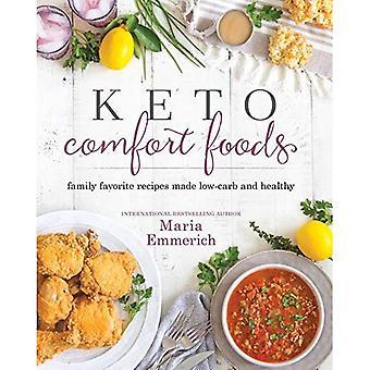 Alimentos de conforto keto