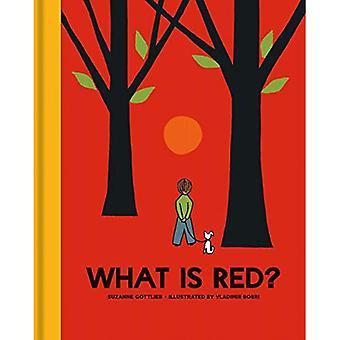 Vad är röda?