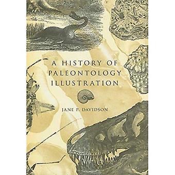 Eine Geschichte der Paläontologie Illustration (Leben der Vergangenheit)