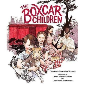 De kinderen Boxcar geïllustreerde volledig editie