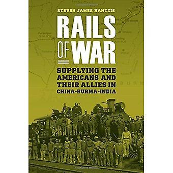 Schienen des Krieges: liefern die Amerikaner und ihre Verbündeten in China-Burma-Indien