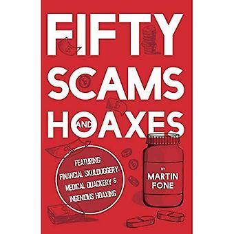 Fünfzig Scams und Betrug