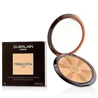 Guerlain Terracotta Light The Sun Kissed Healthy Glow Powder - # 04 Deep Golden - 10g/0.3oz