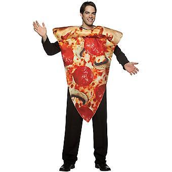 Pizza Slice aikuisten puku