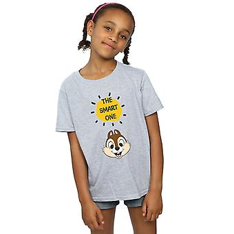 Disney Girls Chip N Dale Akıllı Bir T-Shirt