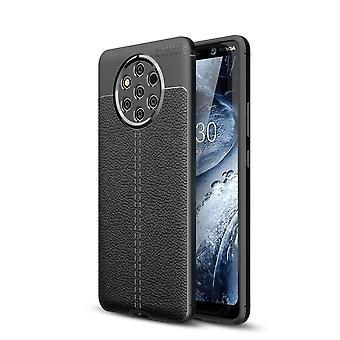 Nokia 9 PureView TPU-Shell Litchi Korn