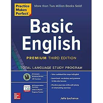 Övning ger färdighet: grundläggande engelska, Premium tredje upplagan