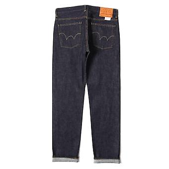 Edwin Classic Made in Japan Rainbow Selvedge Regular Tapered  Unwashed Jeans