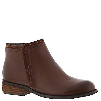 ARRAY Womens pandora Almond Toe Ankle Fashion Boots