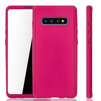 Samsung Galaxy S10 Plus Cas Cas Téléphone Cover Protection Sac de protection Tank Foil