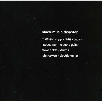 Black Music Disaster - Black Music Disaster [CD] USA import