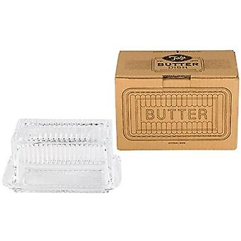 Tala Originals Glass Butter Dish With Cover stylish
