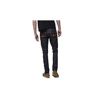 Nudie Jeans Lean Dean Dry 16 dips denim