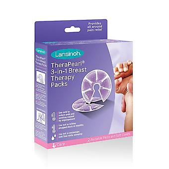 Lansinoh® Thera°Pearl® 3-in-1 Breast Therapy