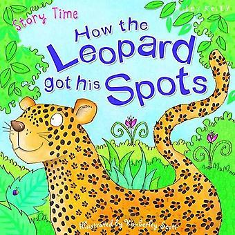 Net zo verhalen hoe de Luipaard zijn vlekken kreeg door Rudyard Kipling-97