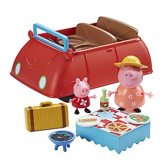 Peppa Pig - Peppa-apos;s Deluxe Big Red Car