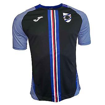 2019-2020 Sampdoria Joma Training Shirt (Black)
