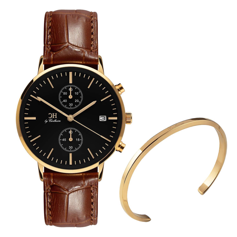 Carlheim | Armbandsur | Chronograph | Bogø | Skandinavisk design