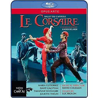 Adam: Le Corsaire [BLU-RAY] USA import