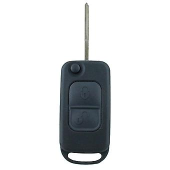 Custom To Suit Mercedes-Benz 2 Button Remote Key