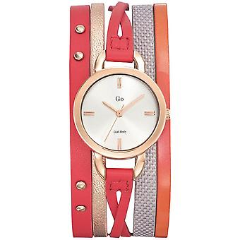 Go Girl Only 698579 - watch leather multicolor female