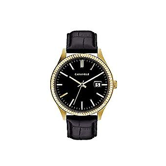 Caravelle New York Clock Man Ref. 44B118