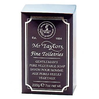 Taylor of Old Bond Street Mr Taylor Pure Vegetable Bath Soap 200g