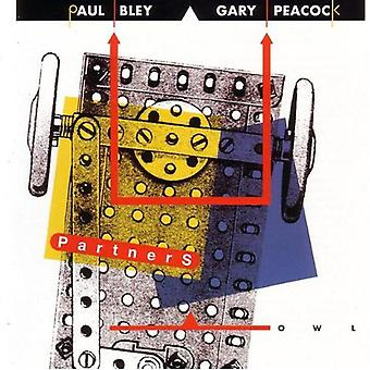 Bley/Peacock - Partners [CD] USA import