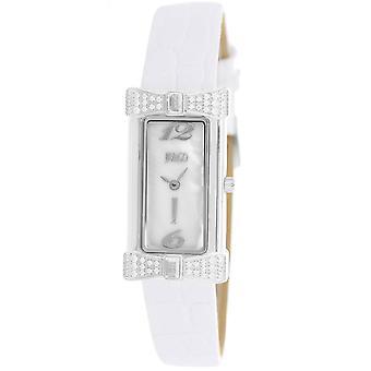 Jivago Women's Charmante White MOP Dial Watch - JV1410
