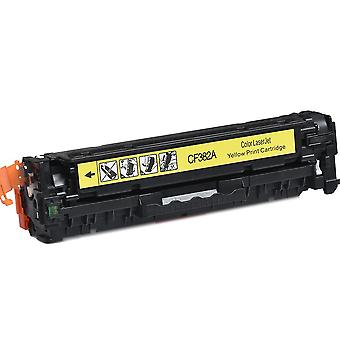 eReplacements Premium Toner Cartridge Compatible With HP CF382A, 312A