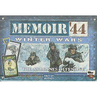 Memoir 44 Winter Wars Board Game