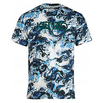 Kenzo Kenzo World Cotton Skate T-shirt