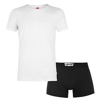 Levis Mens Uwderwear  Boxer Brief Set