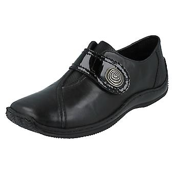 Damen Rieker Schuhe L1760