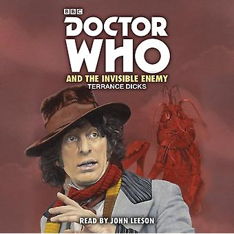 Doctor Who and the Invisible Enemy by Terrance Dicks