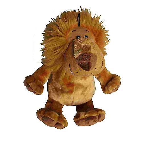 "Petlou Medium Plush Lion 8"" - Dog Toy"