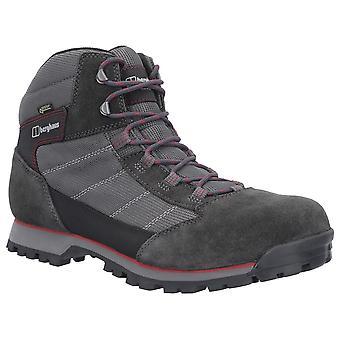 Berghaus Schwarz/Rot Herren Hillwalker Trek GTX Walking Boot