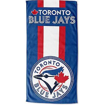 Nord-Vest MLB plaja prosop ZONE Toronto albastru Jays 76x152cm