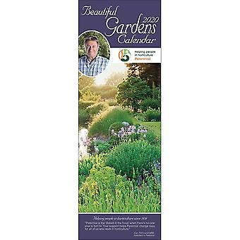 Otter House Beautiful Gardens 2020 Calendrier Slim