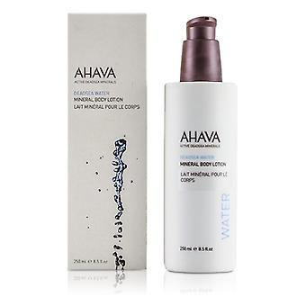 AHAVA Deadsea água Mineral Body Lotion - 250ml/8.5 oz