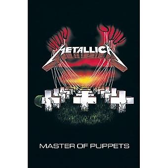 Metallica, Maxi Poster - Master of Puppets